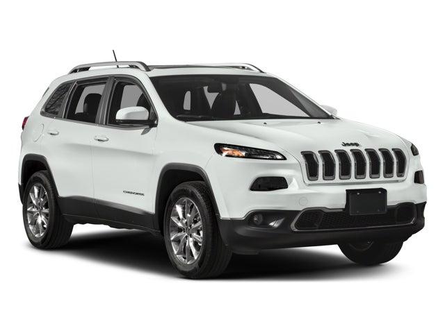 2017 Jeep Cherokee Limited Fwd In Cape C Fl Fuccillo Kia Of